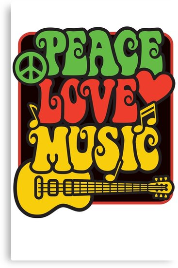 Rasta Peace, Love, Music by Lisann