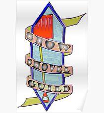 Snow Shovel Guild Poster