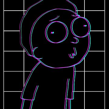 3D Morty by aidanbell