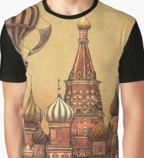Trip to Moscow  Graphic T-Shirt