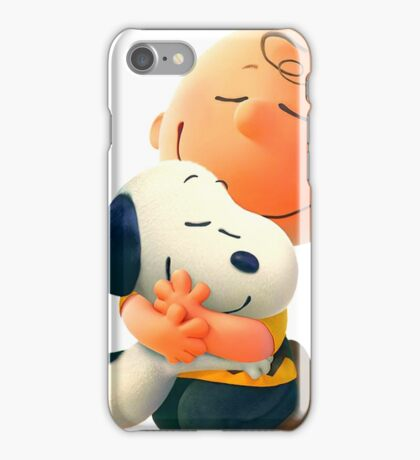 Snnopy peanut, snoopy love iPhone Case/Skin