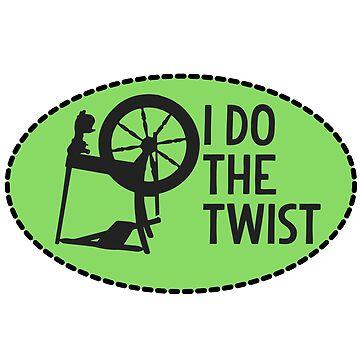 I Do the Twist. by beckarahn