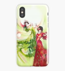 Dance of the Earth iPhone Case/Skin