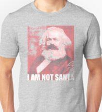 I am not Santa Unisex T-Shirt