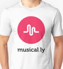 Musical.ly symbol T-Shirt