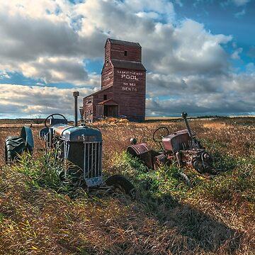 Bents Grain Elevator by TheKav