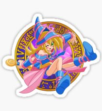 Toon Dark Magician Girl Sticker
