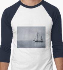 Sail Boat Men's Baseball ¾ T-Shirt