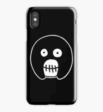 The Mighty Boosh – Black Mask iPhone Case/Skin