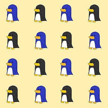 Penguins! 2.0 by alexperez398