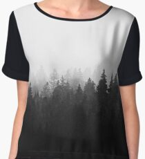 A Wilderness Somewhere Women's Chiffon Top