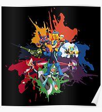 Megaman: Souls of a Hero Poster