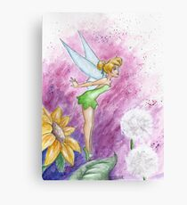 Tinkerbell Painting & Mixed Media: Canvas Prints | Redbubble