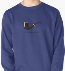 This is not a pipe Pullover