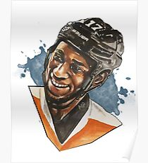 Wayne Simmonds Poster