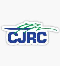 CJRC Merch Sticker
