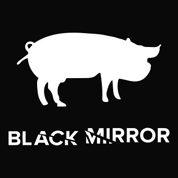 Black Mirror - Episode 1: Pig. by ideando