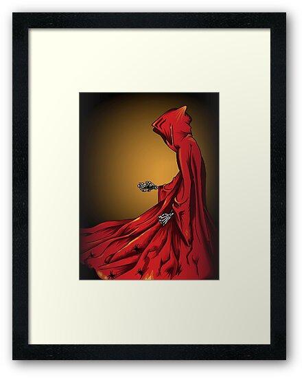 Crimson King by Melisa Fales