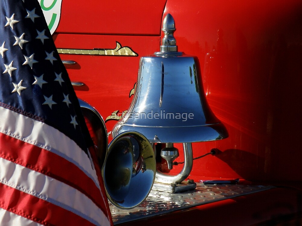 The Vintage Firefighter ~ Part One by artisandelimage