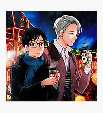 Holiday Victuuri Photographic Print