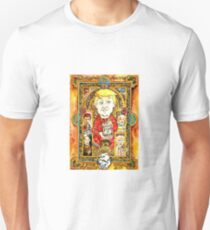 End of year card - The Book of Kells circa 2016 Unisex T-Shirt