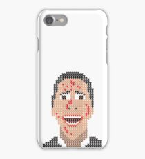 Faux-Knitted Bateman iPhone Case/Skin