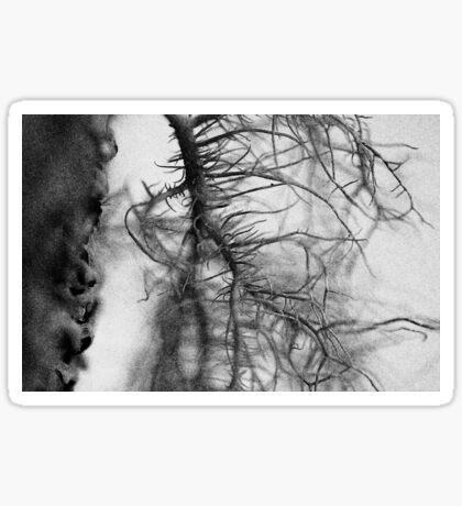 Tree moss Sticker