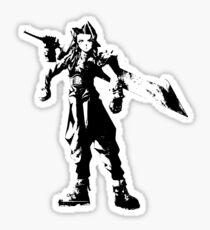 Aeris Strife Sticker