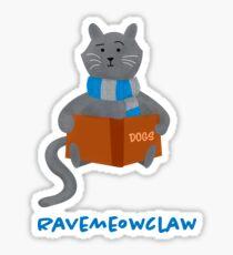 RAVMEOWCLAW Sticker