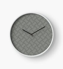 Clean Metal Clock