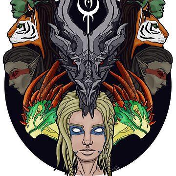 Dragonborn by SeducedPigeon