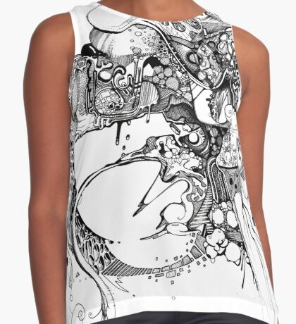 This Test Isn't - Pen Illustration Contrast Tank
