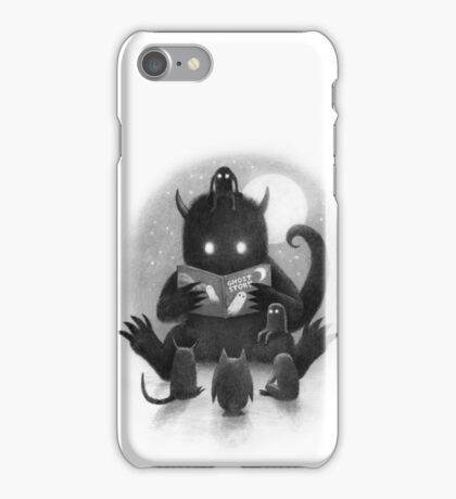 Story Time  iPhone Case/Skin