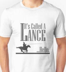 A Knight's Tale Lance Joust T-Shirt
