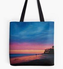 Fraser Island Sunset Tote Bag
