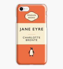 Penguin Classics Jane Eyre iPhone Case/Skin