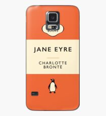Penguin Classics Jane Eyre Case/Skin for Samsung Galaxy
