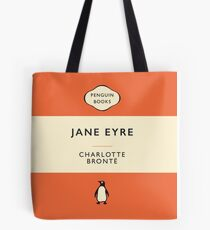 Penguin Classics Jane Eyre Tote Bag
