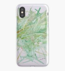 'Abstract 4' 2014  iPhone Case/Skin