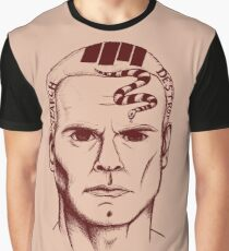 Henry Rollins Graphic T-Shirt