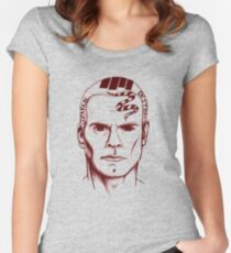 Henry Rollins Women's Fitted Scoop T-Shirt