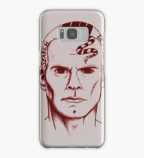 Henry Rollins Samsung Galaxy Case/Skin