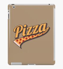 BELIEVE IN PIZZA...CAUSE PIZZA! iPad Case/Skin