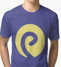 Politoed Swirl Tri-blend T-Shirt
