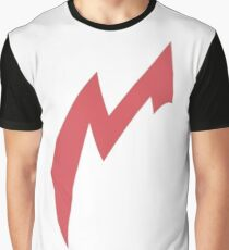 Zangoose Stripe Graphic T-Shirt