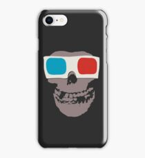 Misfits 3d Skull iPhone Case/Skin
