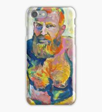 Naughty Boy - Fire Island Van Gogh by Riccoboni iPhone Case/Skin
