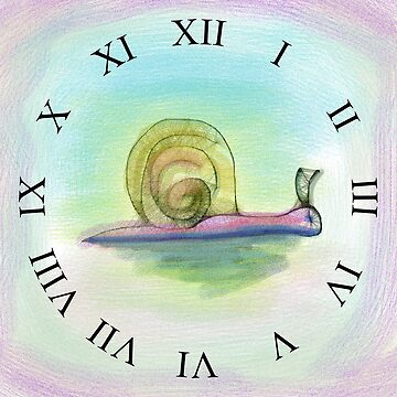 Snail Clock by petejsmith