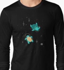 Space Turtles Long Sleeve T-Shirt