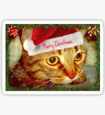 Dear Santa, this is my wish... © Sticker